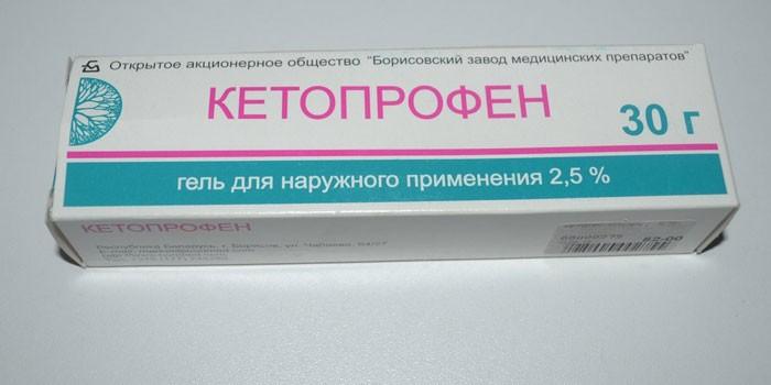 Кетопрофен уколы: инструкция и особенности применения
