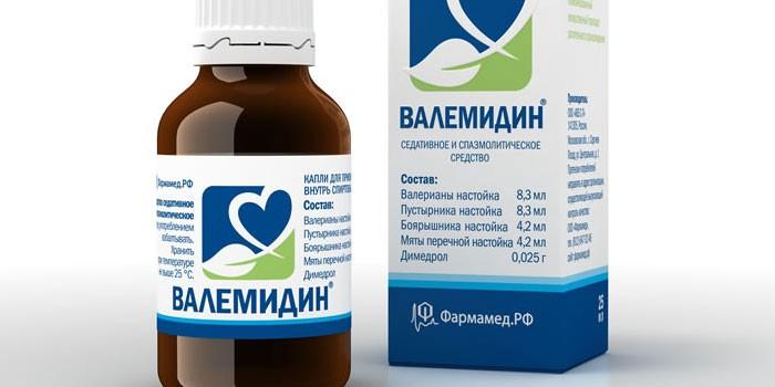 Препарат Валемидин
