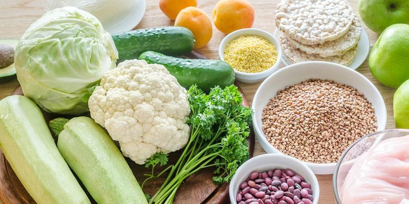 Набор диетических продуктов