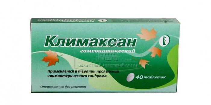 Лекарственные препараты от приливов