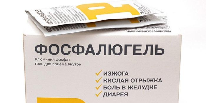 Препарат Фосфалюгель