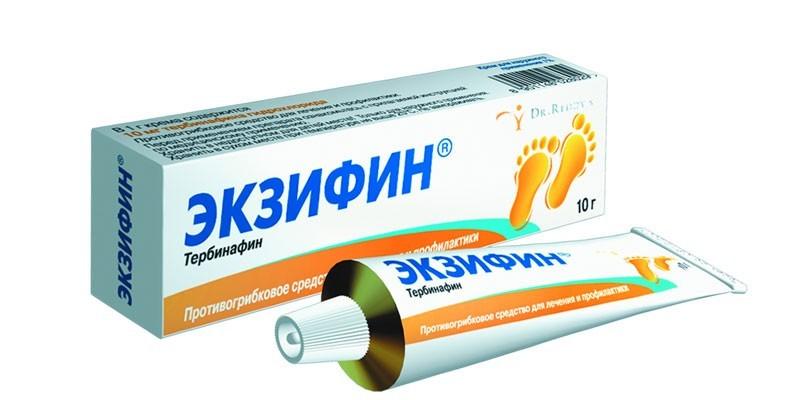 Препарат Экзифин