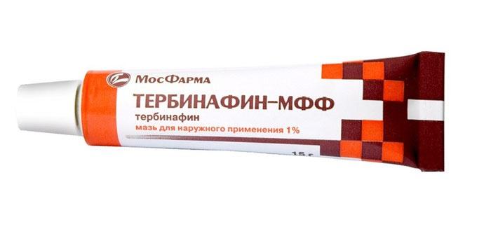 Тербинафин - противогрибковая мазь