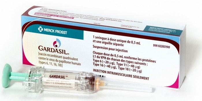 Инъекции от вируса папилломы — Советы медиков