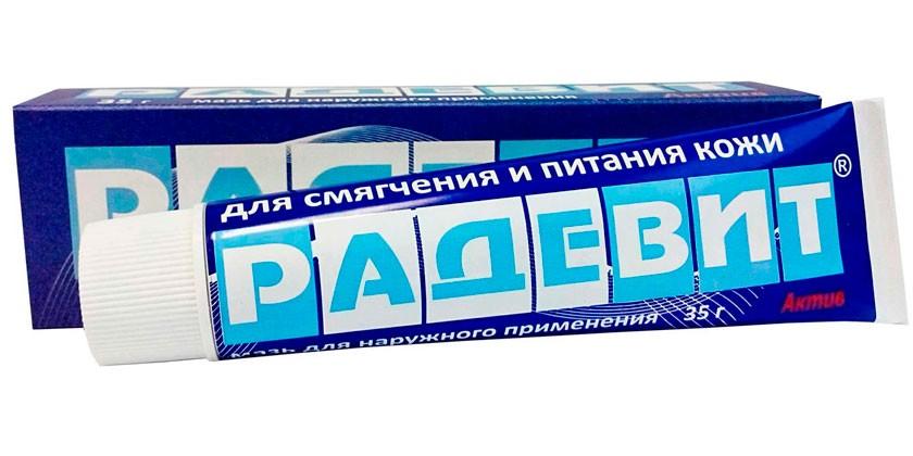 Крем Радевит