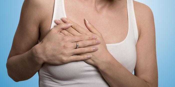 Гематома в молочной железе после биопсии