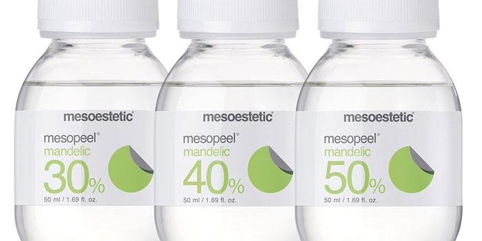 Трихлоруксусная кислота в бутылочках