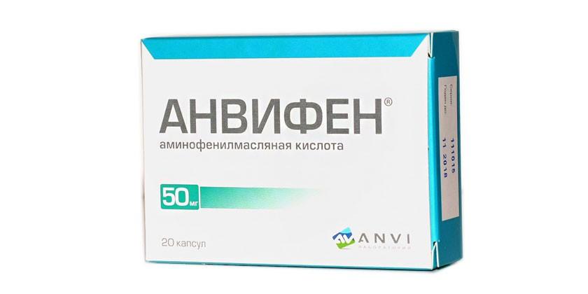 Препарат Анвифен