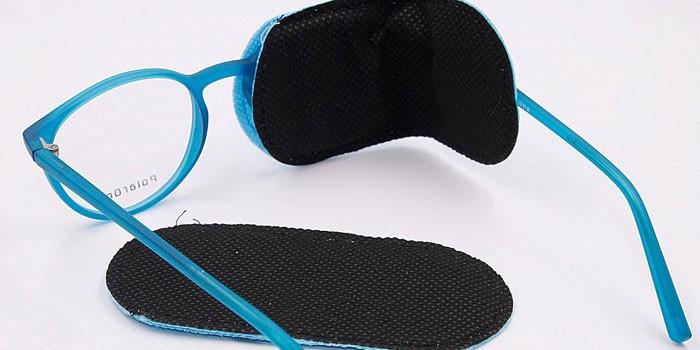 Крепление на очки