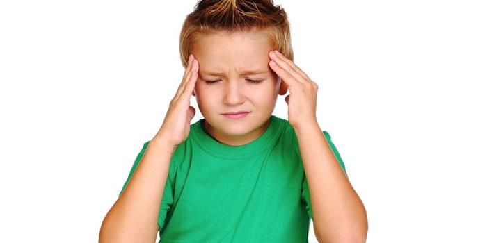 Сотрясение мозга у ребенка  и как правильно поступить