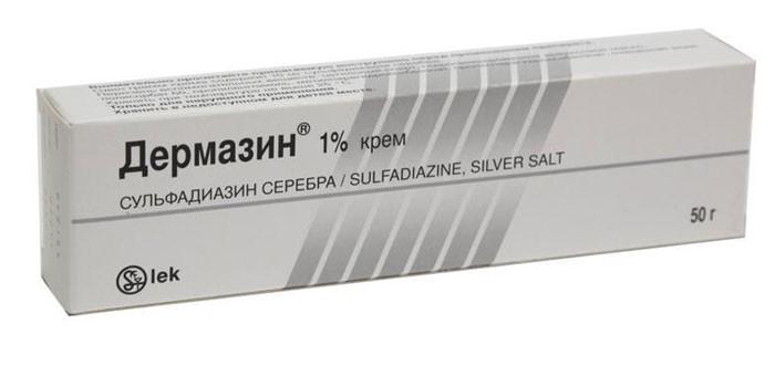 Крем Дермазин