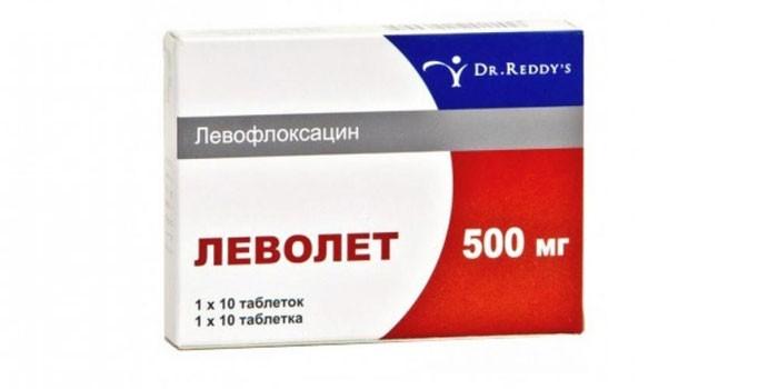 Препарат Леволет