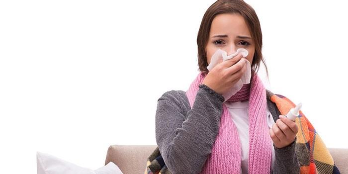 Лечение простуды на губах народными средствами