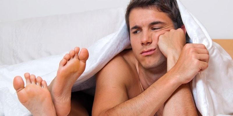 Отсутствие эрекции у мужчины