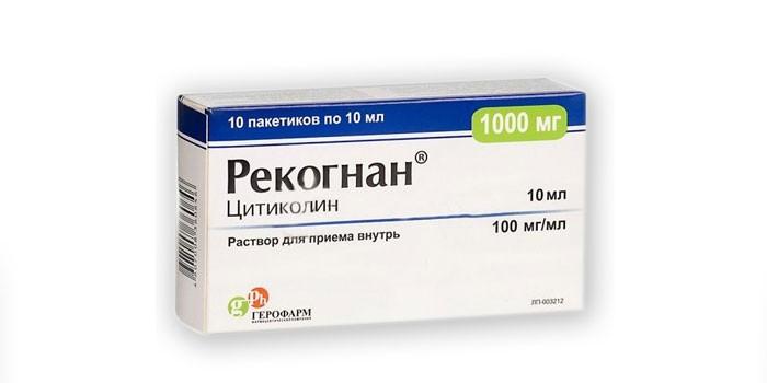 Препарат Рекогнан
