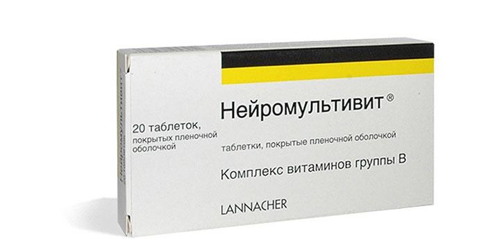 Витамины Нейромультивит