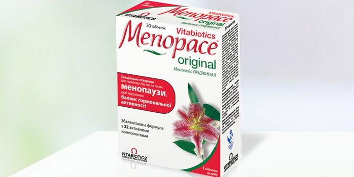 Негормональное средство Менопейс