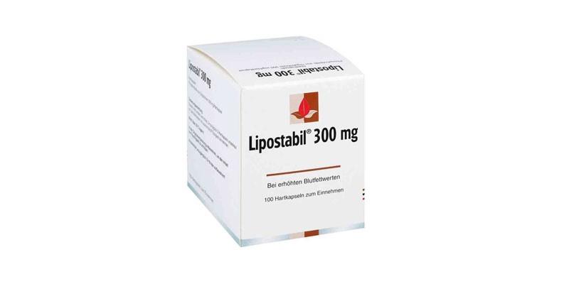 Таблетки Липостабил