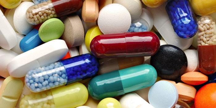 Мочегонные таблетки при отеках при сердечной недостаточности -