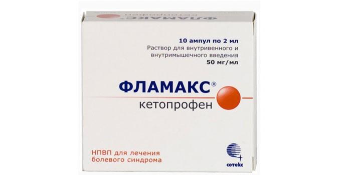 Препарат Фламакс