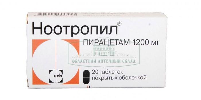 Ноотропил от деменции