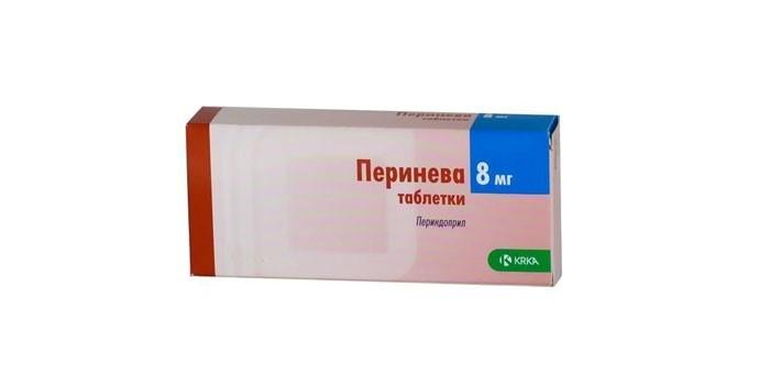 таблетки Перинева