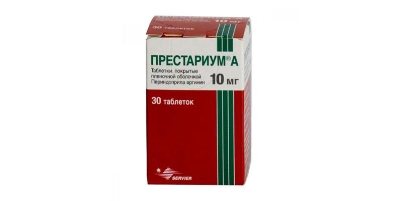 Препарат Престариум А