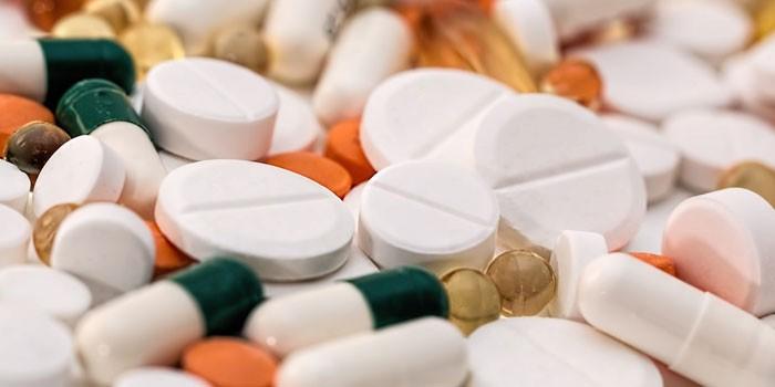 Таблетки и капсулы
