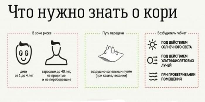 Что нужно знать о кори