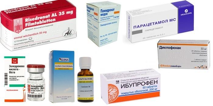 Препараты для консервативного лечения