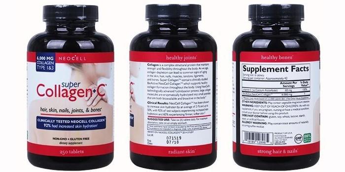 Капсулы Super Collagen
