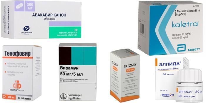 Лекарства от вируса Герпеса