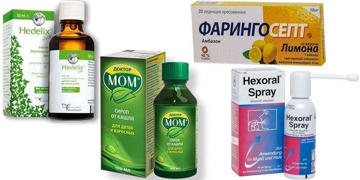 Препараты для лечения детей