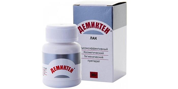 Препарат Демиктен