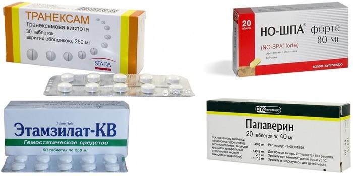 Лекарственные препарты