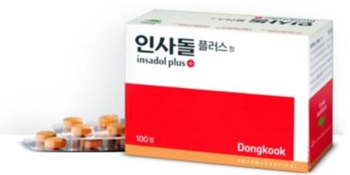 Таблетки Инсадол Плюс