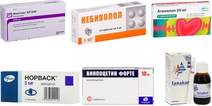 Препараты для профилактики