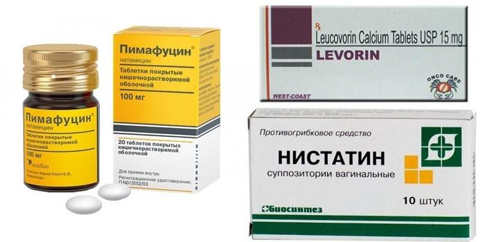 Противомикозные препараты