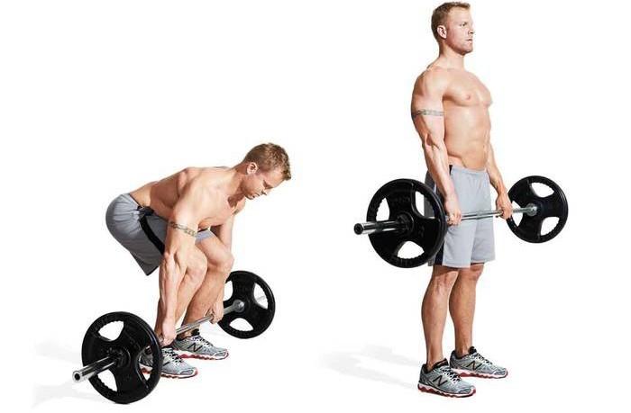 Становая тяга для повышения тестостерона