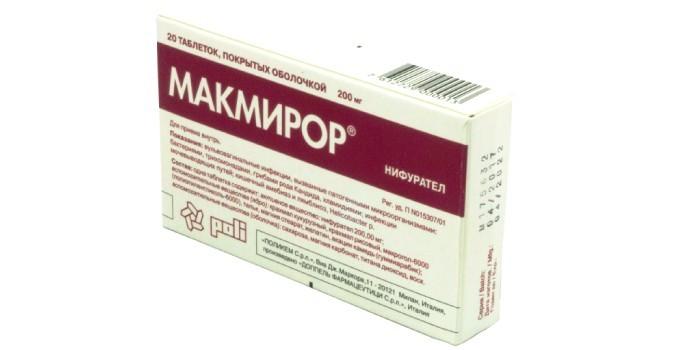 Лекарства от цистита без рецептов список препаратов