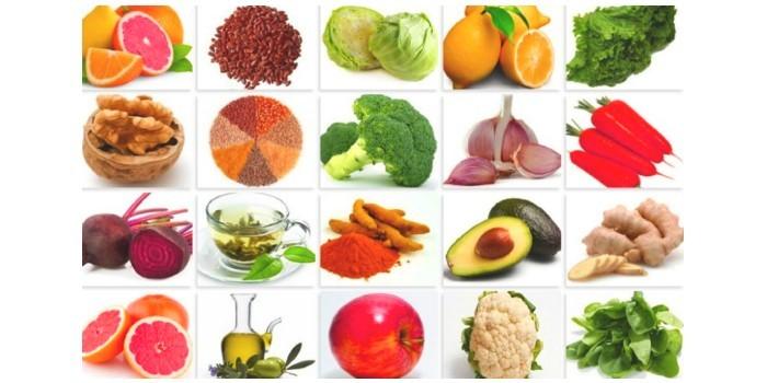 Полезные продукты при гепатите С