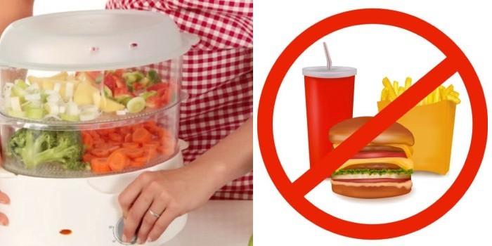 Запрещенные и разрешенные продукты при хеликобактер