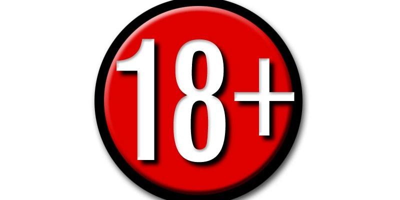 Знак 18+