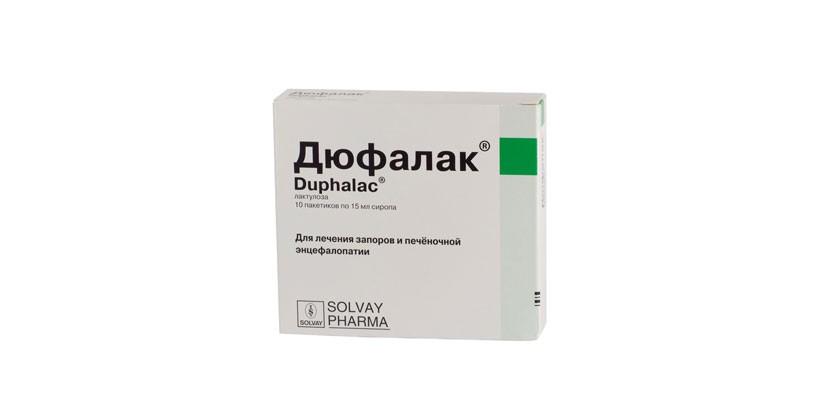 Таблетки Дюфалак