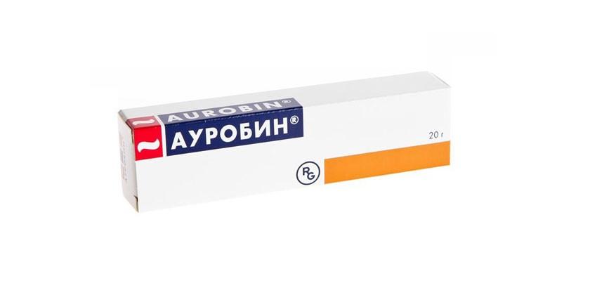 Мазь Ауробин