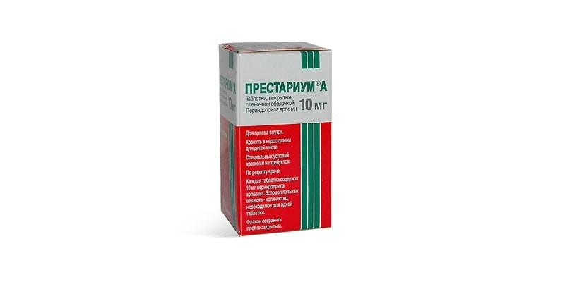 Таблетки Престариум А