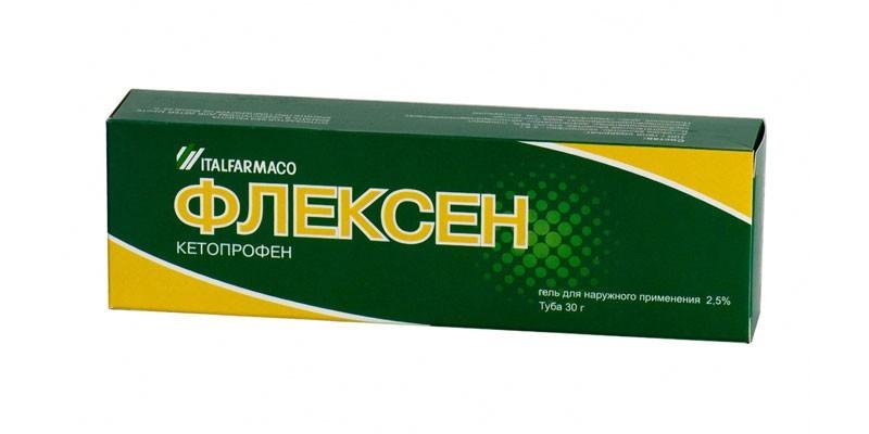 Препарат Флексен