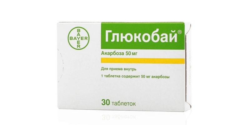 Лекарство Глюкобай