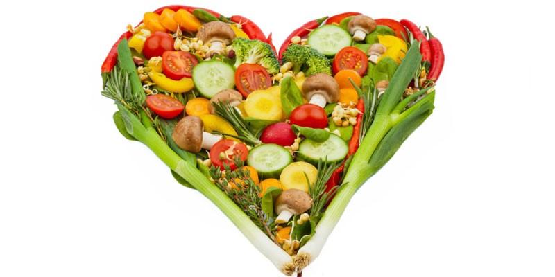 Овощи полезные для сердца