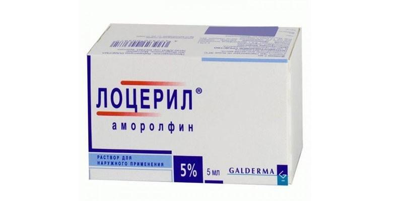 Препарат Лоцерил